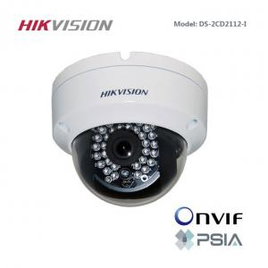 HIKVISION DS-2CD2112-I 1.3MP 720P Outdoor WDR IR IP Vandal Dome