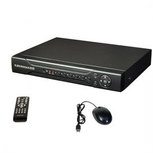 4 Channel Analog and Digital Hybrid DVR/NVR Network Record HDMI