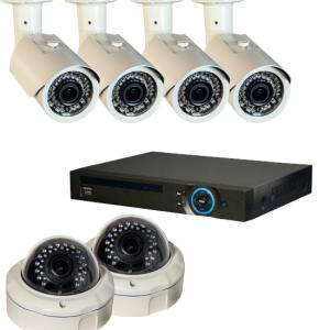 7 Channel 1080P IPC Series NVR Camera System