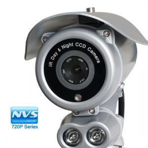 1.3 Megapixel 720P IR Network Camera Focus Adjustable
