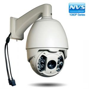 720P/ 1080P IR PTZ IP Network ONVIF High Speed Dome Camera