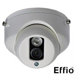 650TVL Sony Effio-E DSP Infrared Array Vandal Proof Dome Camera
