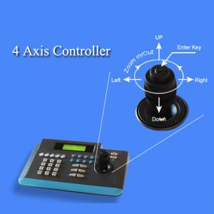 4 Axis Joystick Keyboard Controller For Ptz Camera Ptz
