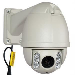 10x Zoom 600TVL Mini PTZ Speed Dome for Outdoor Day/Night