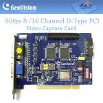 Geovision GV-650 60fps 8/16CH PCI Video Capture Card