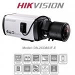 5.0MP 2560x1920 Hikvision D/N IP Box Camera PoE Audio SD Slot