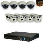8CH Full 1080P  IP Network camera NVR system