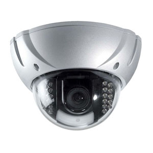 520TVL Vandal Proof IR Dome Camera (NTSC ONLY)