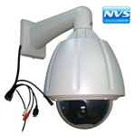 High Speed PTZ Network Camera 352x / 560x Zoom