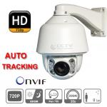 CCTV X20 PTZ D/N 1.3M 720P IP Speed Dome Camera Hikvision Module