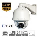 CCTV IP Speed 1080P 2M X20 PTZ D/N Dome Camera Hikvision Module