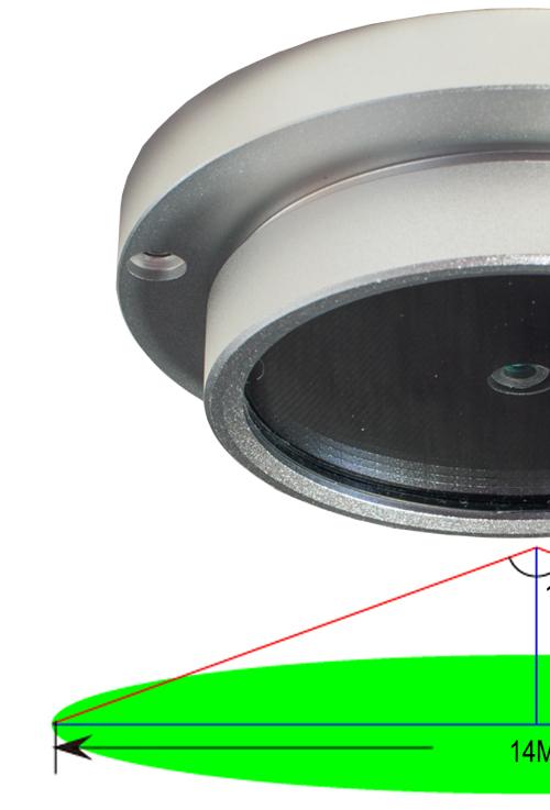 Cctv Wide Angle 140 176 Ir Lamp Infrared Illuminator Ceiling